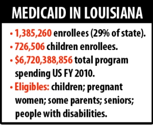 Louisiana-Medicaid