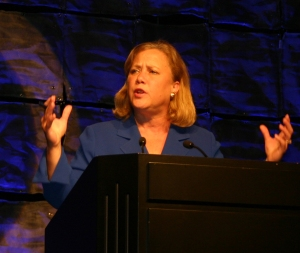 Louisiana's true champion, Senator Mary Landrieu!