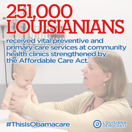 ObamacareWorkingforLA-CHCs